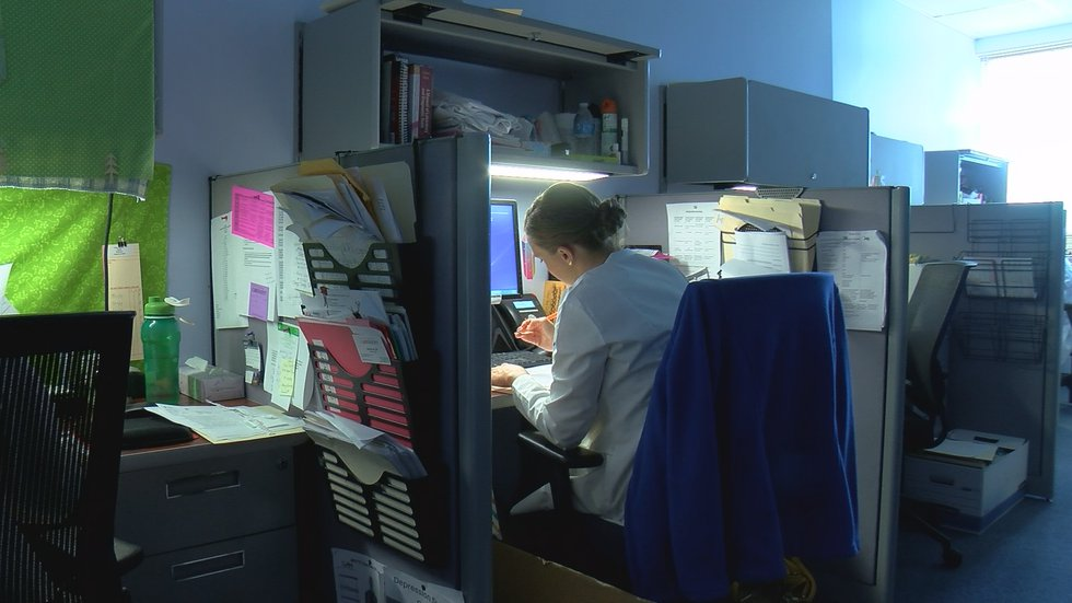 Park DuValle Community Health's IT team hopes to have the data system back up and running by...