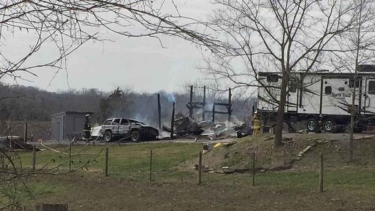 Several animals were killed in a Mercer County fire on Jan. 30, 2020.