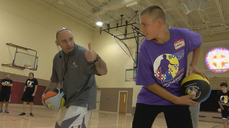 Bounce out the Stigma started in 2005 by Mike Simmil. (Source: WAVE 3 News)