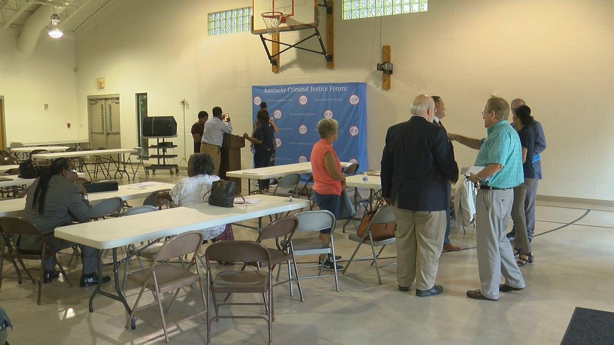 The Criminal Justice Reform Forum will take place at Saint Augustine Parish. (Source: WAVE 3...