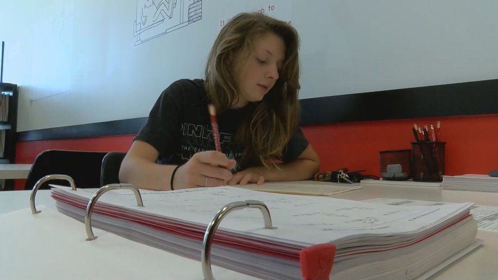 The facility will offer after-school tutoring for students K-12.