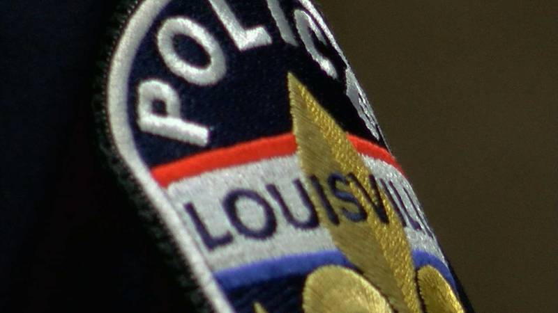 Uniform shoulder patch of the Louisville Metro Police Department. (Source: WAVE 3 News)