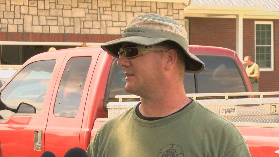 Nelson County Sheriff's Office Detective Jonathan Snow (Source: WAVE 3 News)