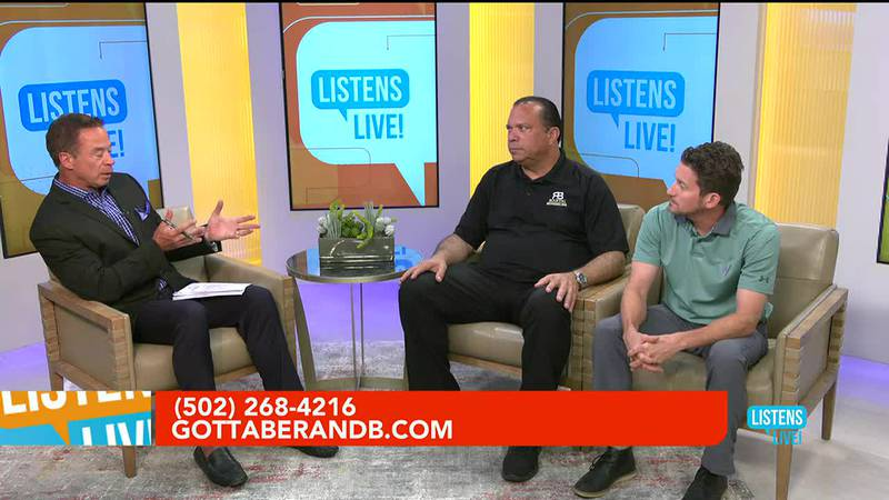 Scott Waldman and Jason Foura of R&B Roofing and Remodeling