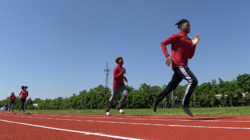 On June 4, 2021, the Humana Outdoor Track and Field officially open on West Muhammad Ali...