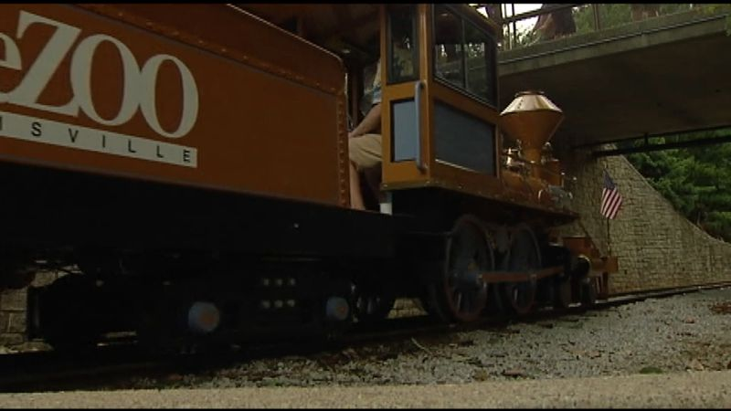 The Louisville Zoo trains have had their last ride within the property, as zoo officials have...