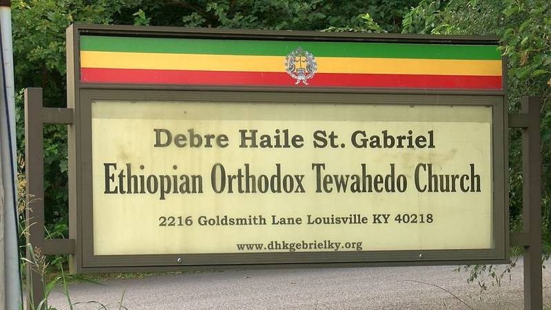 The Ethiopian Tewahedo Church on Goldsmith Lane is under scrutiny following a controversial...