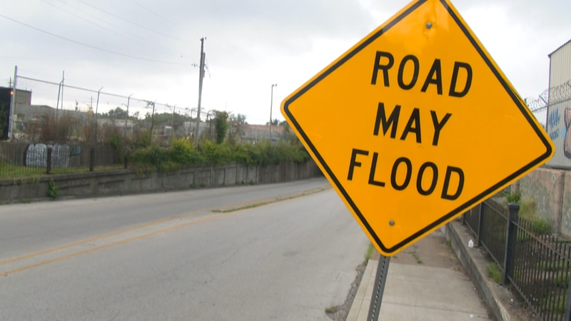 When heavy rain starts to fall, Louisville firefighters brace for a flood of emergency calls.