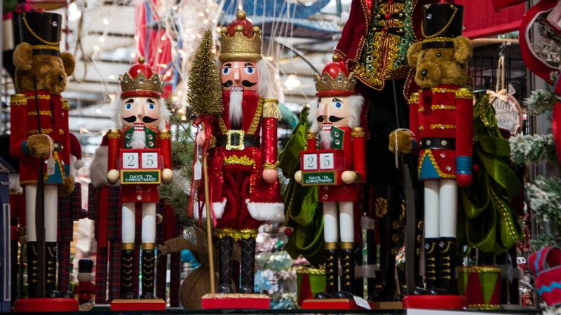 Even Santa and his elves are doing more than making a list and checking it twice -- and...