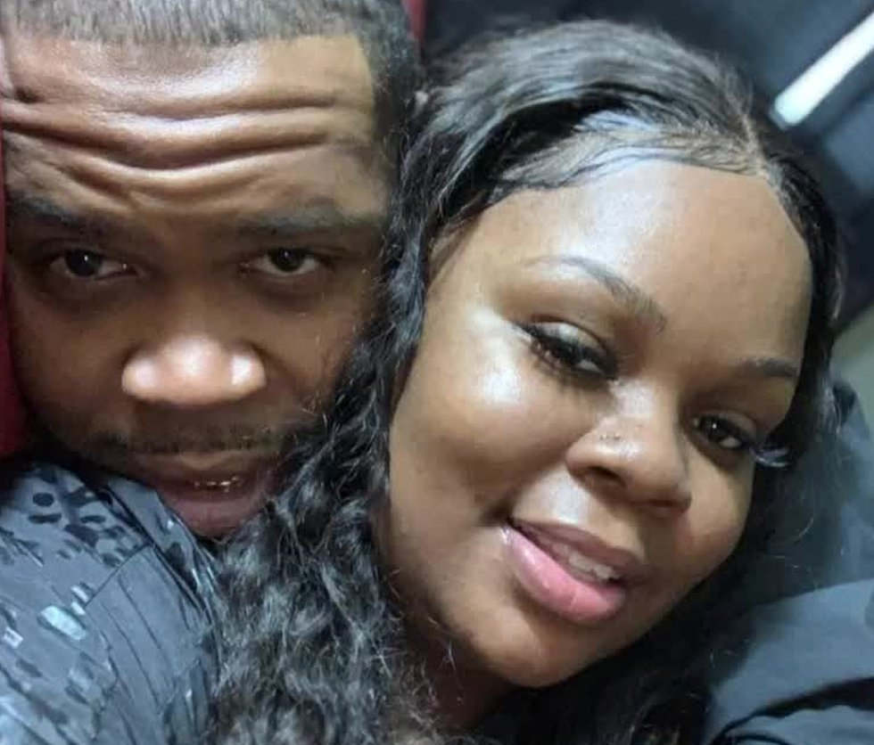 Breonna Taylor (pictured with Kenneth Walker) was shot and killed by LMPD officers in her...