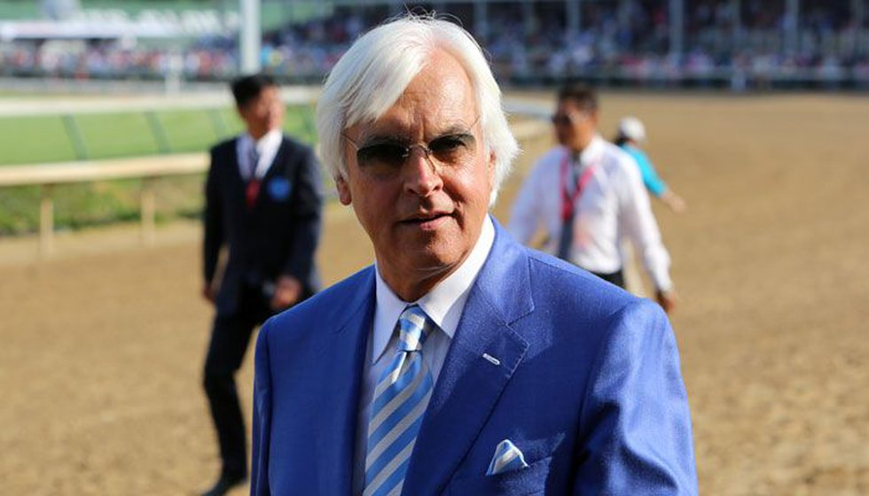 Bob Baffert is at or near anyone's list of horse racing's top trainers. (Source: John P....