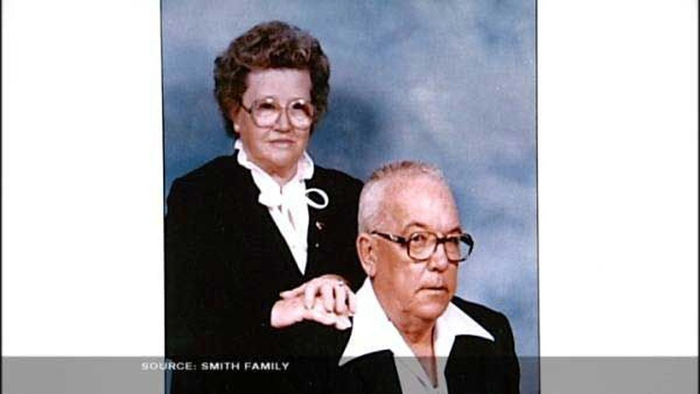 Bessie and Ed Morris (Source: Smith family)
