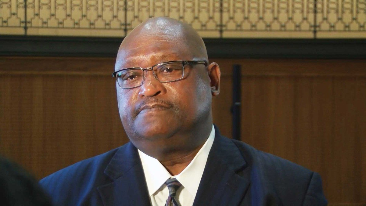 Dwayne Clark was named director of the Louisville Metro Department of Corrections in 2019....