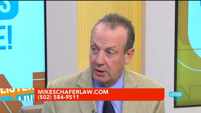 Mike Schafer of the Schafer Law Office