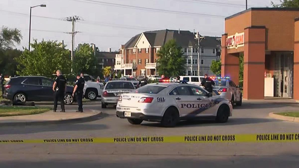 A person was shot at the Family Dollar on  Wilson Avenue on May 24.