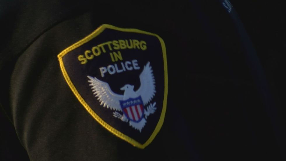 Scottsburg police were one of several agencies that took part in an active shooter drill on...