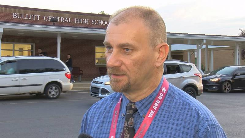 The principal of Bullitt Central High School, Dr. Steve Miracle, has been hired to be...