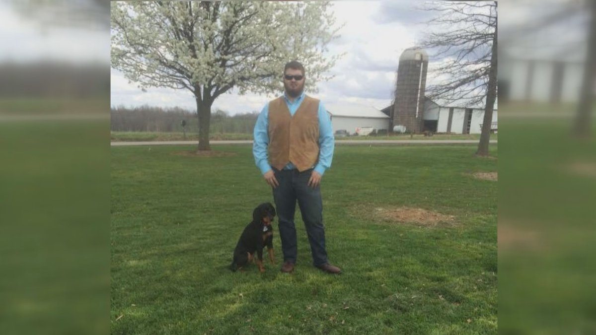 Friends said Clayton Bono started working in construction in June and recently became a father.