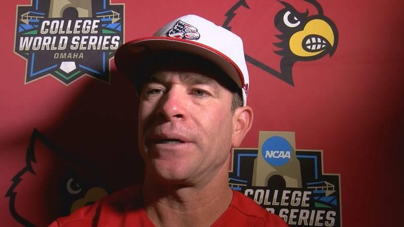 UofL baseball head coach Dan McDonnell