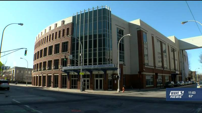 A former corrections officer at the Louisville Metro Detention Center said the jail's leaders...