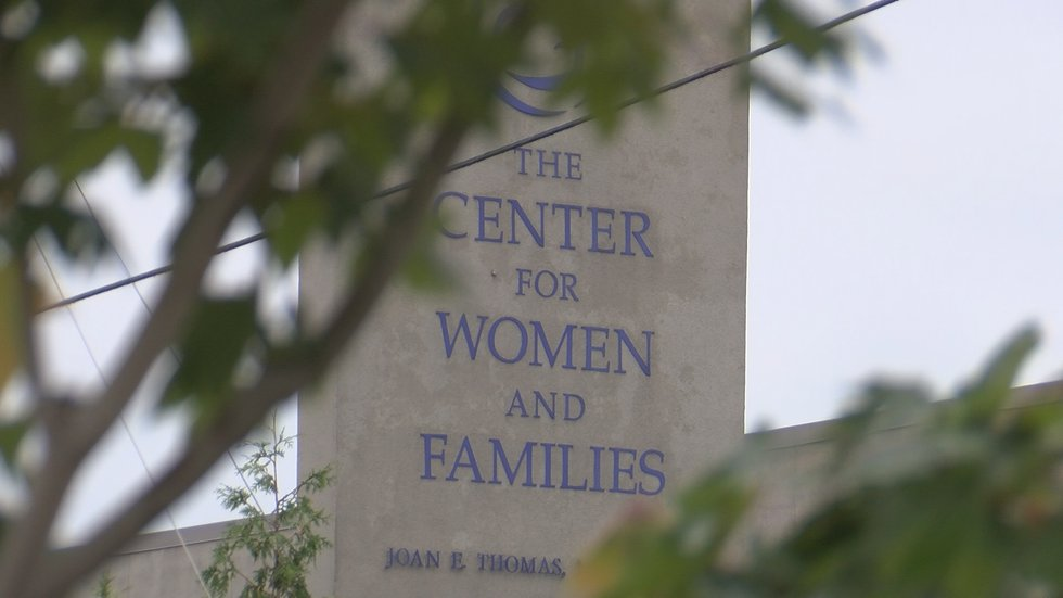 Domestic violence shelters are helping more people than ever before.