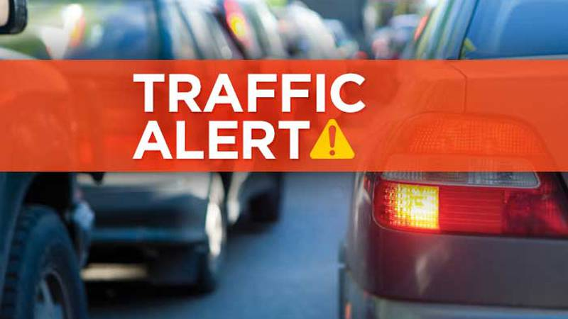 Officials expect I-65 to be closed until around 11 p.m. Thursday.