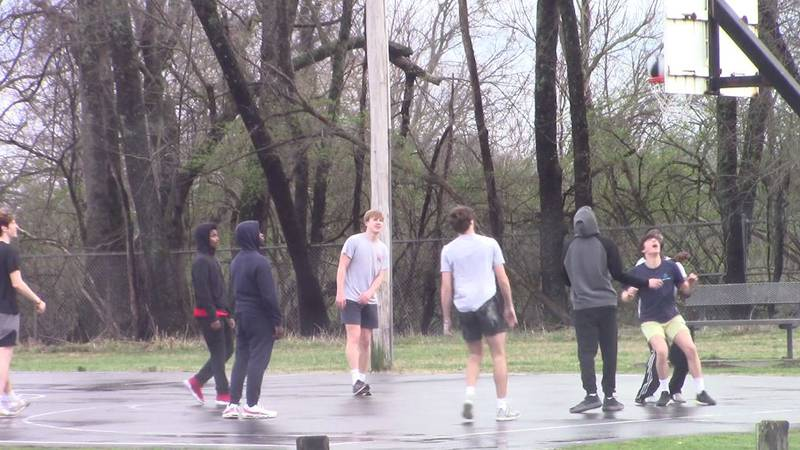 When WAVE 3 News took a look around Louisville from the east side at Seneca Park to the west...