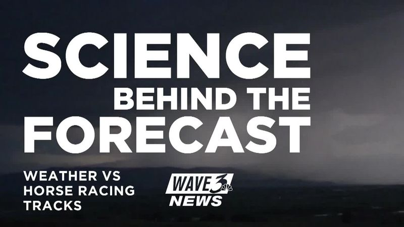 Science Behind the Forecast: The Kentucky Derby vs. Kentucky weather
