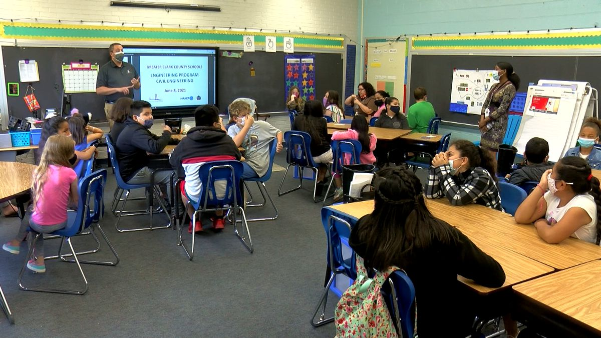 In an effort to keep students learning throughout the summer, Greater Clark County Schools is...