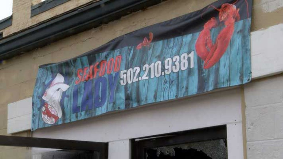 Nichelle Thurston said she will be open for business on Friday. (Source: Dale Mader, WAVE 3 News)