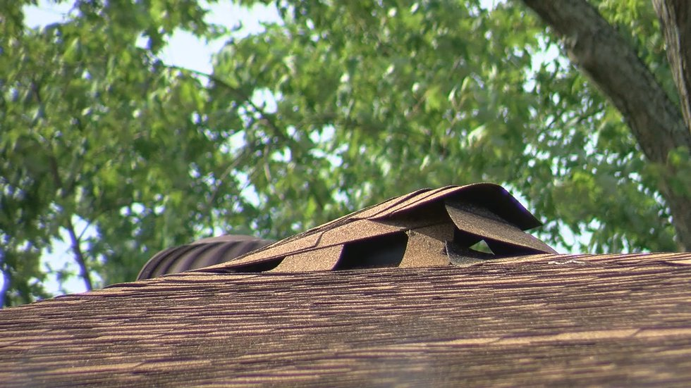 Officials noticed a failure in the roof structure, which they are still working to determine...