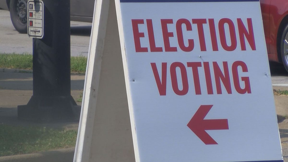 June 23 is Election Day in Kentucky.