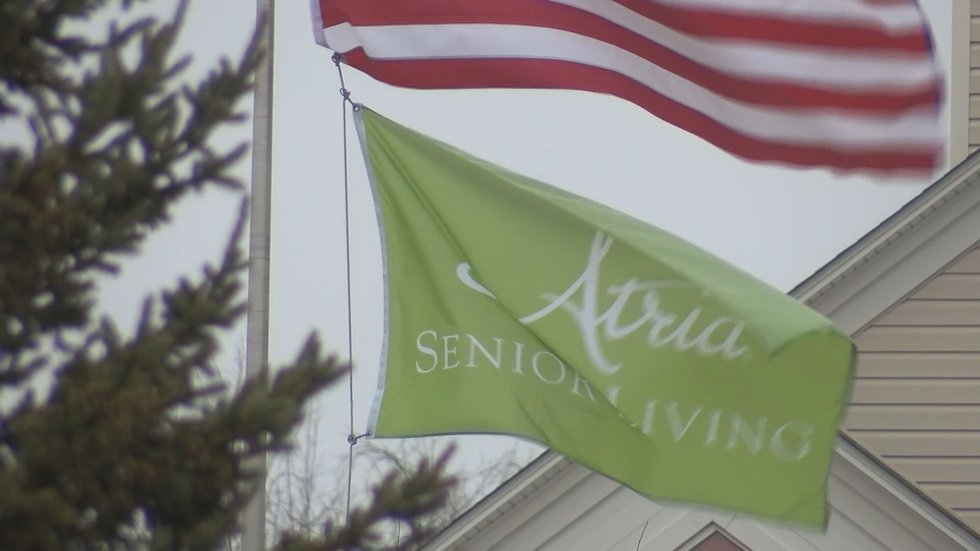 Louisville-based Atria Senior Living required all of its employees to get a the COVID-19...