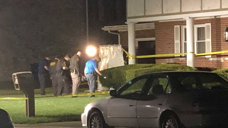 Vanderburgh County deputies found two people dead, including a child, inside a home late...