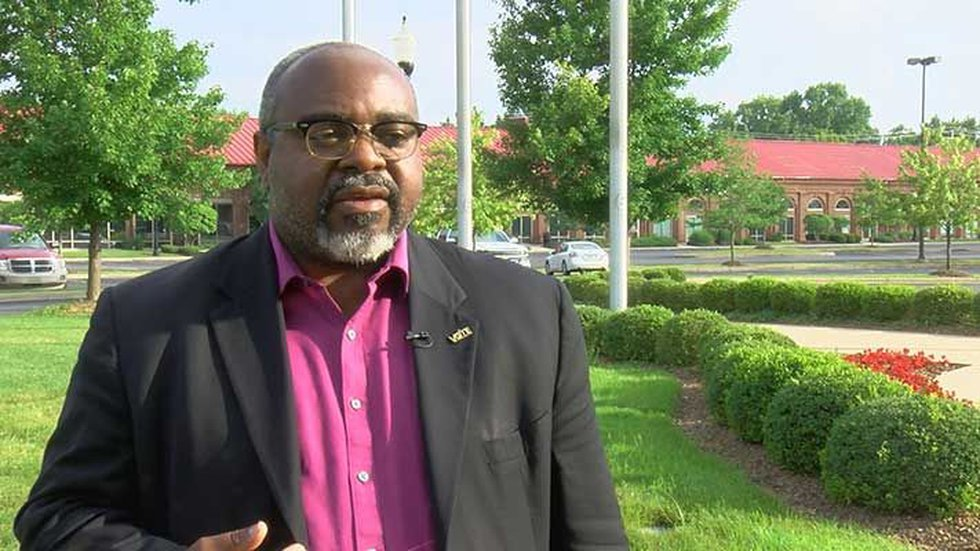 Jeffersonville Councilman Dustin White (Source: WAVE 3 News)