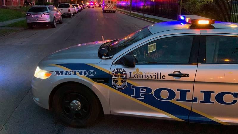 LMPD were called around 8 Sunday evening.