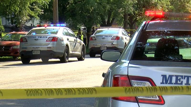 A teenager was shot and killed Friday evening on West Broadway.