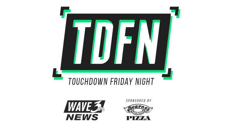 Here are the scores for Touchdown Friday Night on Sept. 24.