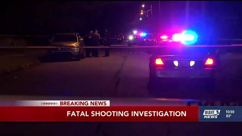In the wake of a shooting near Dixie Highway, LMPD is asking the public for information.