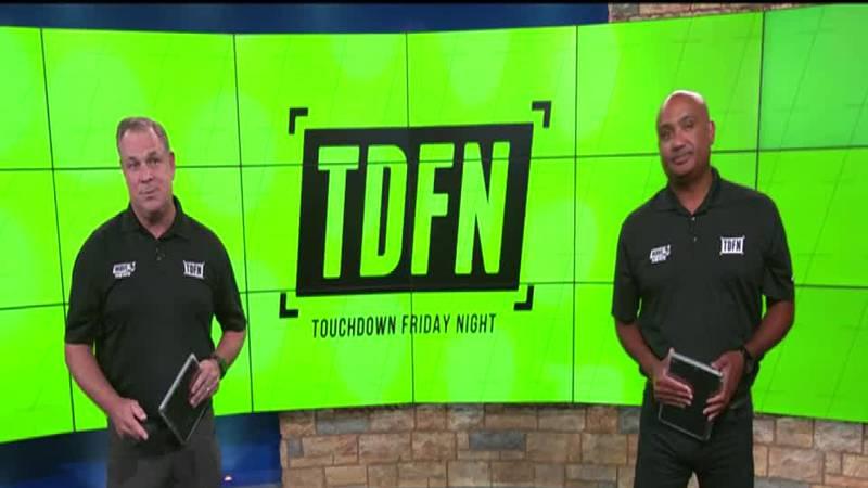 Touchdown Friday Night: Aug. 27 scores