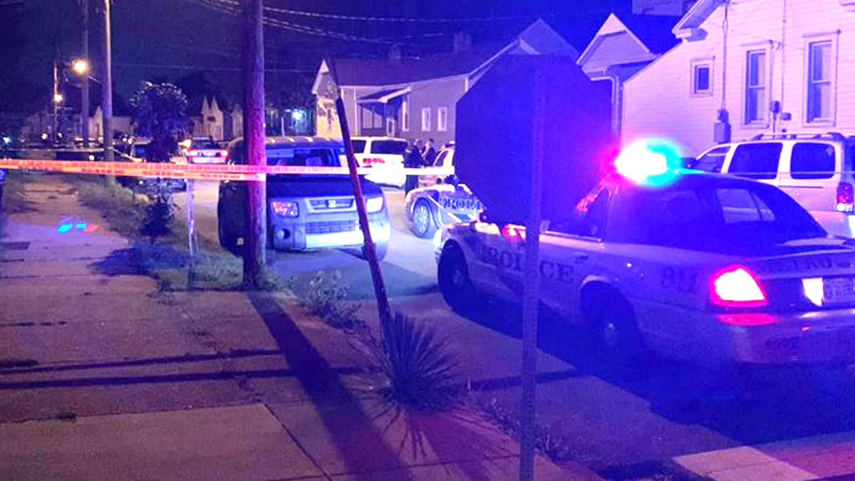 There has been a shooting on North 23rd Street in Louisville's Portland neighborhood on Oct. 14.
