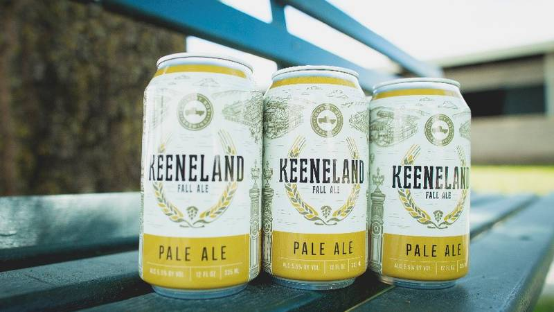 Country Boy Brewing's Keeneland Fall Ale