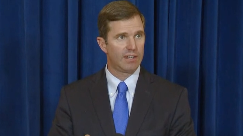 Gov. Beshear announced a statewide mask mandate for Kentucky Thursday.