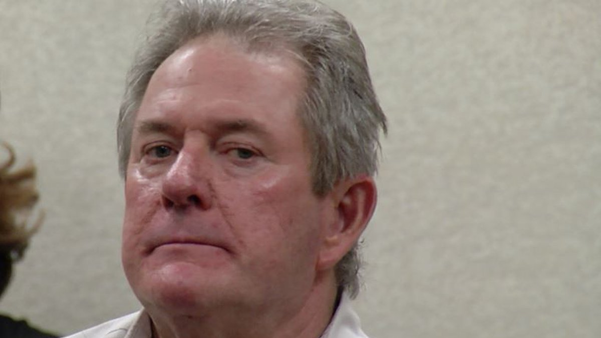 Roger Burdette is accused of murder and driving under the influence, among other charges....