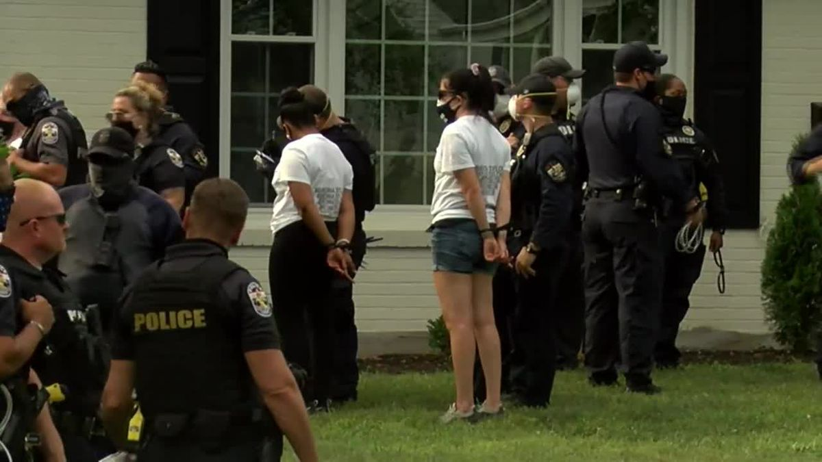 WAVE 3 News recaps another busy day of Breonna Taylor protests.