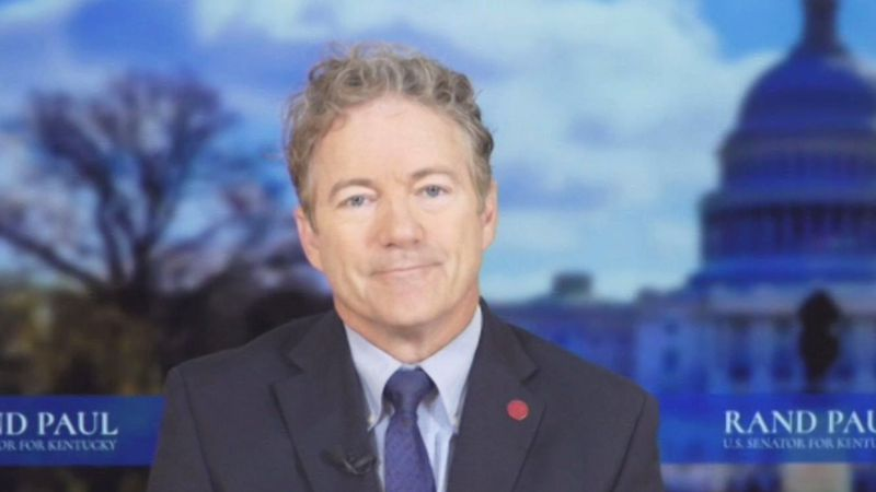 Sen. Rand Paul, R-Ky., covered a range of topics in an interview with WAVE 3 News from...