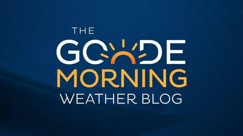 Goode Morning Weather Blog 7/26