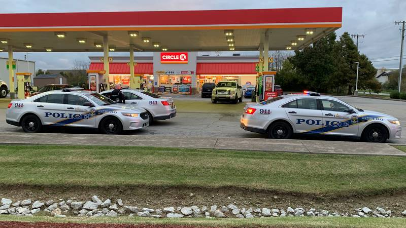 A teenager was wounded in a shooting during a carjacking at at the Circle K at 8615 National...