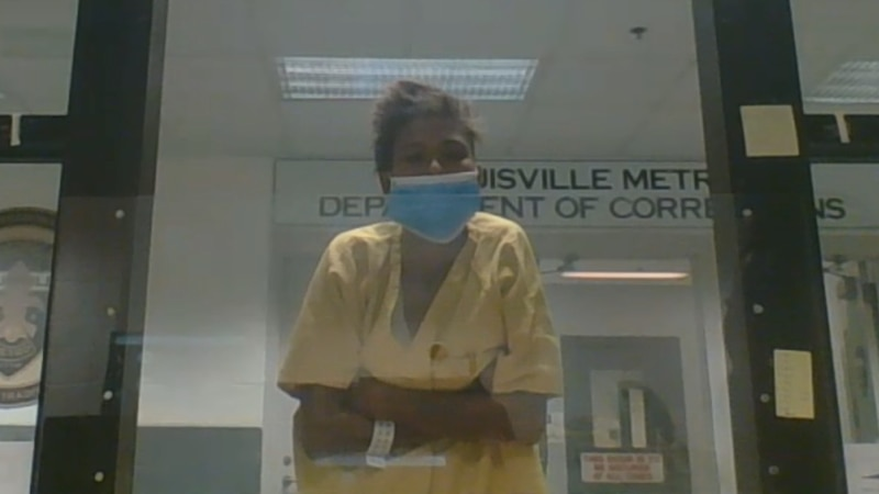 Dakeisha West, 32, was arrested by Louisville Metro Police on Friday in connection to a murder...