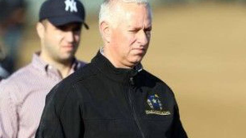 Horse trainer Todd Pletcher (UA '89) wins for the 3rd time in a Triple Crown race.